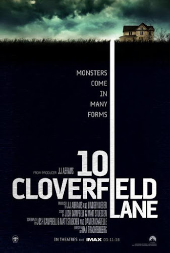 10 Cloverfield Lane (HDRip 720p Ingles Subtitulada) (2016)