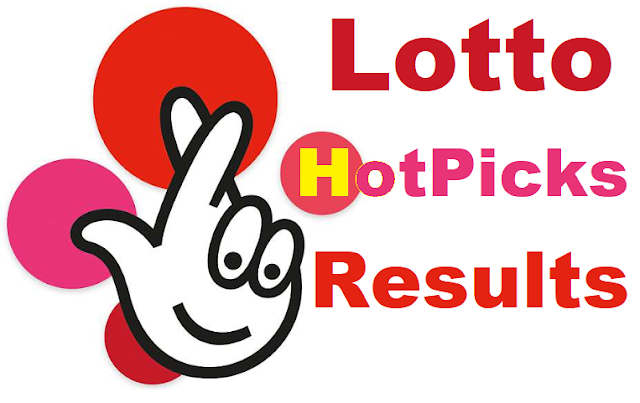 Lotto HotPicks Result