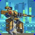 เกมส์ประกอบหุ่นยนต์รถถัง
