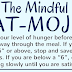 "Learn How To Eat Mindfully with the ""Eat-Mojis"" #infographic"