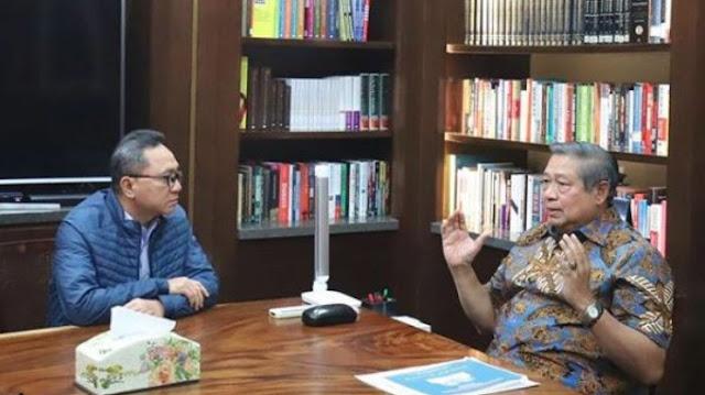Zulkifli Hasan Sampaikan Hasil Pertemuannya dengan SBY