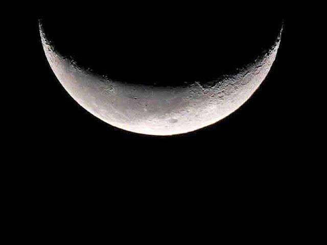 astronomy, moon, Okinawa, smile