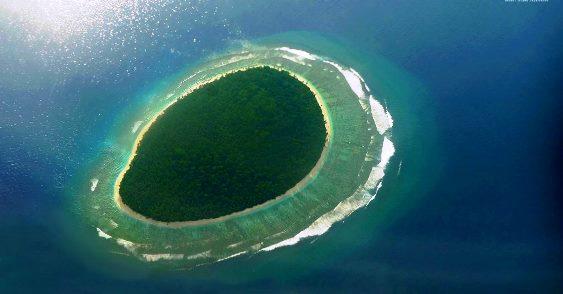 gambar pulau indonesia, Pulau Amparo