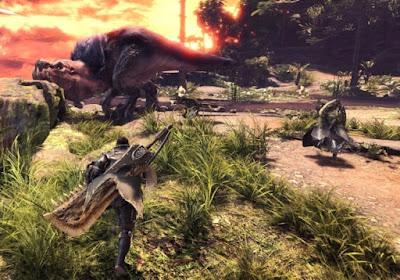 Game Monster Hunter Terbaik untuk Android Offline dan Online