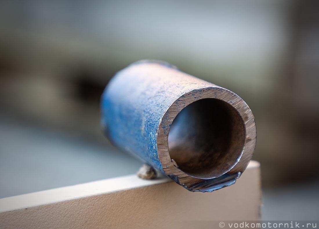 Толстостенная труба 4 мм