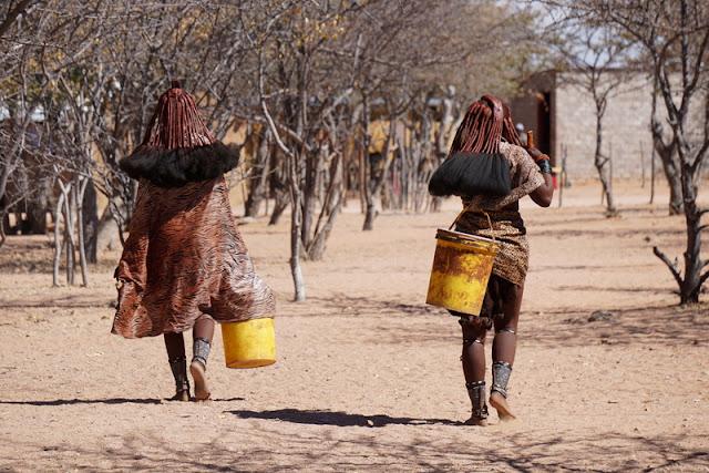 África Namíbia