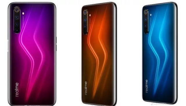 Realme 6 dan Realme 6 Pro