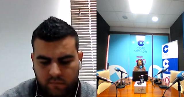 """Fuerteventura.- Juan José Rodríguez: """"Hemos dado un ejemplo de responsabilidad política en este momento de crisis"""""""