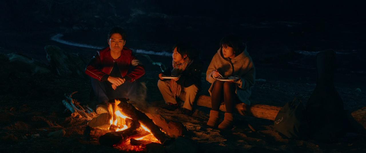 Jiro, Mitsuko and Masaru