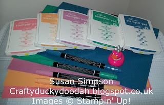 Stampin' Up! Susan Simpson Independent Stampin' Up! Demonstrator, Craftyduckydoodah!, 2016 - 2018 In Colours, Special Offer,