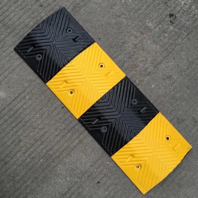 Speed bump 1meter, Polisi tidur karet 1meter
