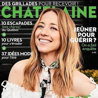 chatelaine magazine cover 2019