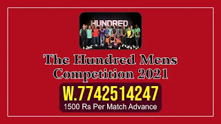 The Hundred Mens Competition 100 Balls Match, Match 14th: Trent Rockets vs Birmingham Phoenix Today Match Prediction Ball By Ball