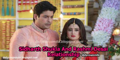 Siddharth Shukla And Rashmi Desai Relationship Revealed In Front of Everyone