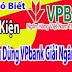 Vay tiêu dùng Ngân Hàng vpbank giải ngân nhanh