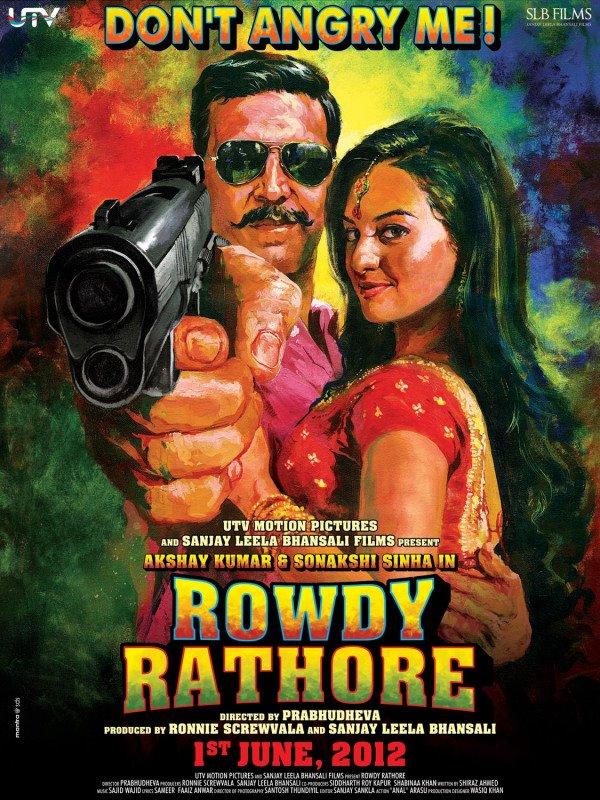 Abdul Qadeer Khan Mianwali: Rowdy Rathore Full Movie Watch ...