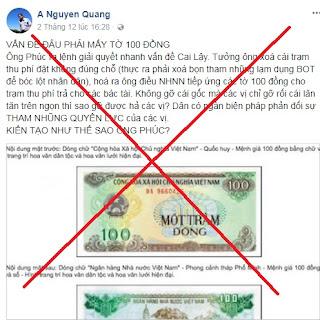 Nguyễn Quang A lại ăn nói xằng bậy!