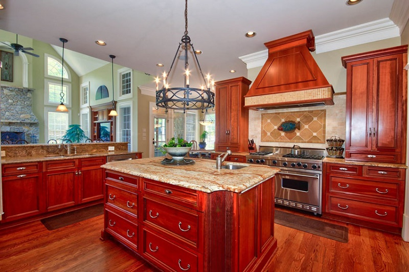 A Few Important Things to Know About Cherry Kitchen Cabinets Before Installation