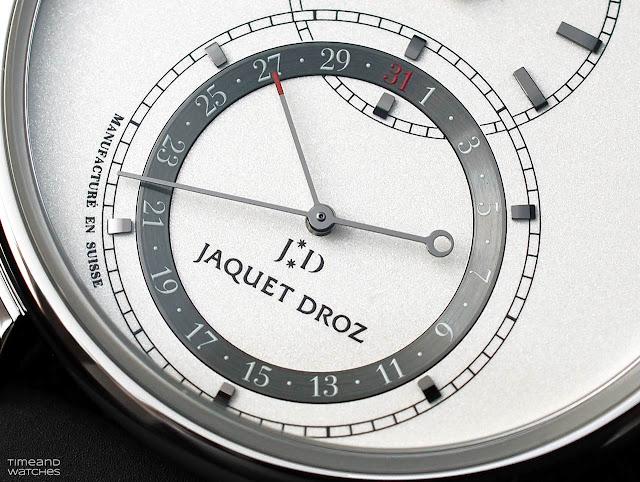 Jaquet Droz Grande Seconde Quantième 41 mm