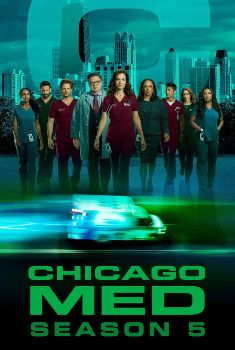 Chicago Med 5ª Temporada Torrent - WEB-DL 720p/1080p Dual Áudio