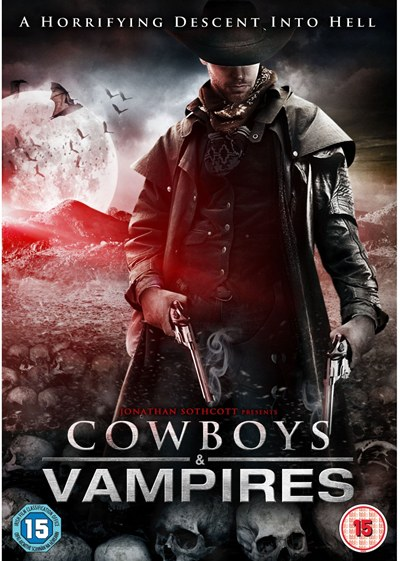 Cowboys and Vampires [DVDRip] Subtitulos Español Latino Descargar 1 Link