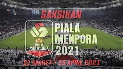 Jadwal Piala Menpora 2021 Lengkap Dengan Siaran Live di TV