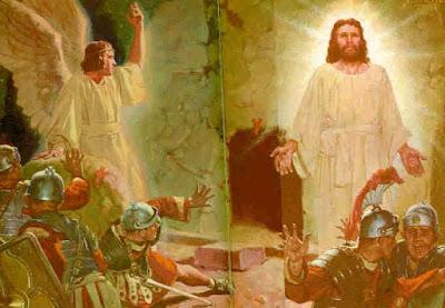 Imagen de la Resurrección de Jesús - Presencia de Jesús
