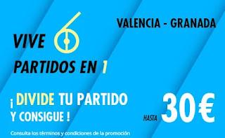 suertia promo Valencia vs Granada 21-3-2021