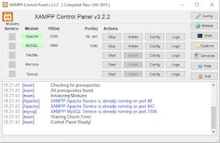 Cara Install Candy Cbt Versi Terbaru di Xampp dan Cpanel Hosting