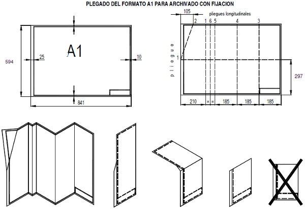 Planos generales 2016 for Normas para planos arquitectonicos