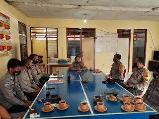 Wakapolres Toraja Utara, Pesonil Dalam Melaksanakan Tugas Harus Memperhatikan Etika