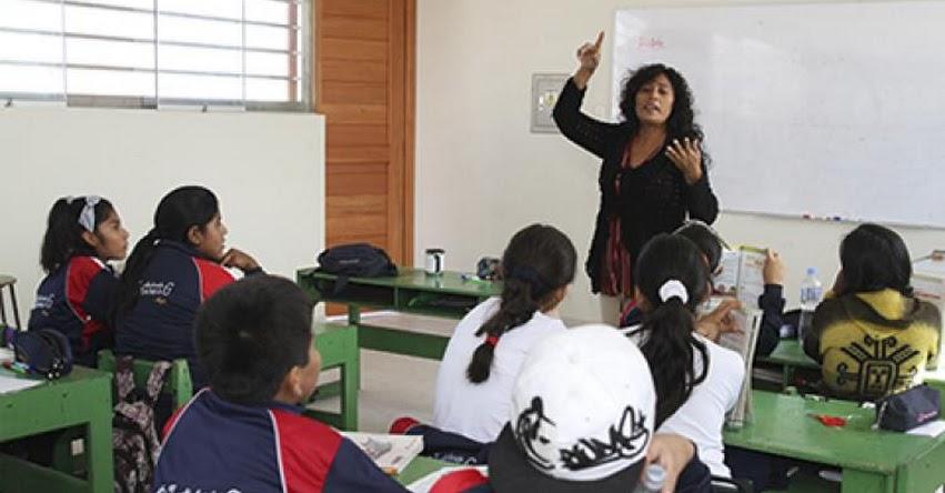 MINEDU: UGEL y DRE podrán hacer descuentos a maestros si abandonan sus labores por paro, recuerda el Ministerio de Educación - www.minedu.gob.pe
