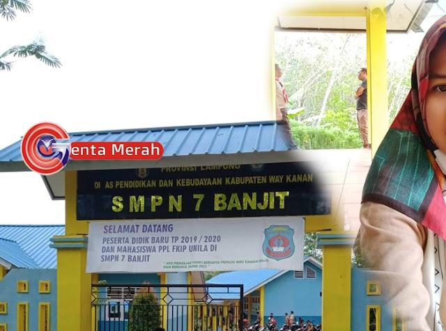 <i>Mengintip</i>  SMPN 7 Banjit, Kawah Candradimuka Siswa Meraih Cita Nan Religius