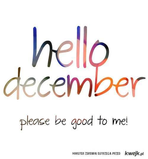 Welcome To Desember Artinya 8