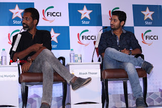 Ekta Kapoor Anurag Kashyap & Ramesh SippyAt at FICCI FRAMES 2017  0141.JPG