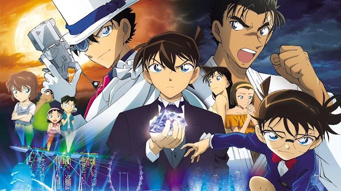 Detective Conan: El Puño del Zafiro Azul se estrena en plataformas