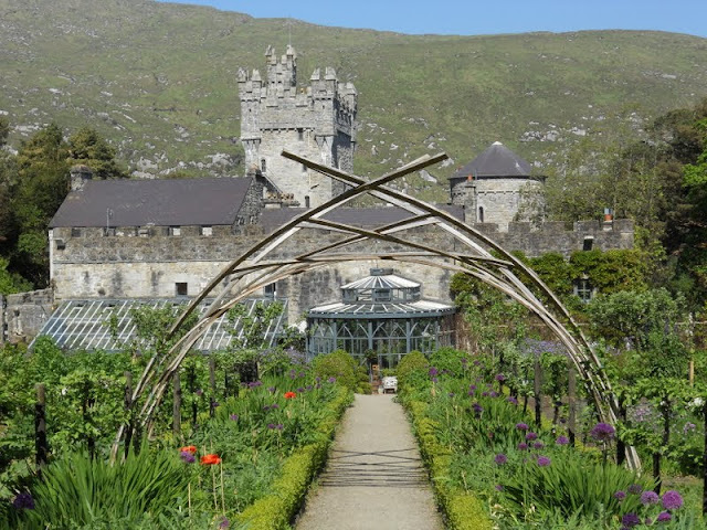 County Donegal Road Trip: Glenveagh Castle grounds
