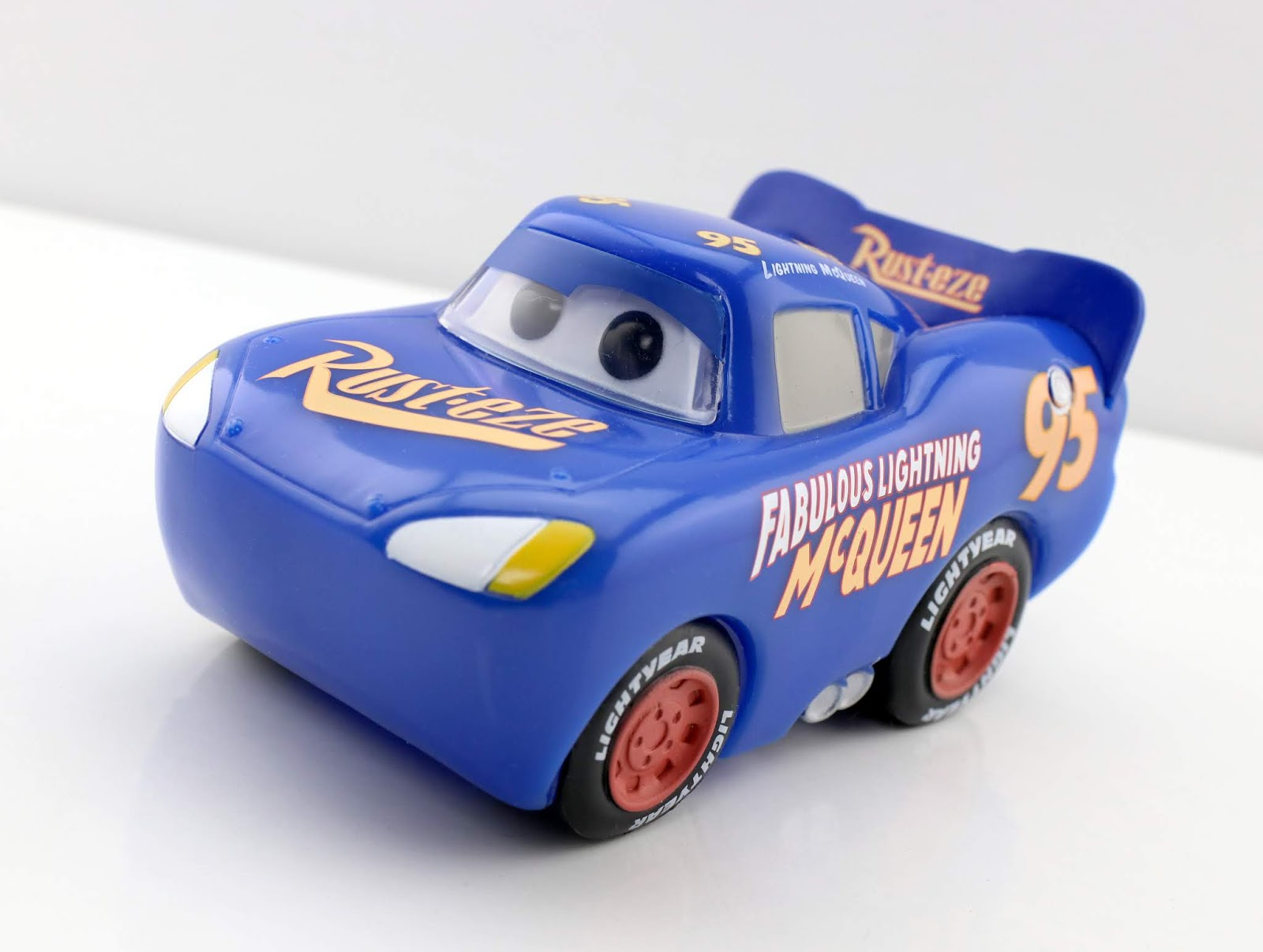 Fabulous Lightning McQueen Toys R Us Exclusive Funko POP