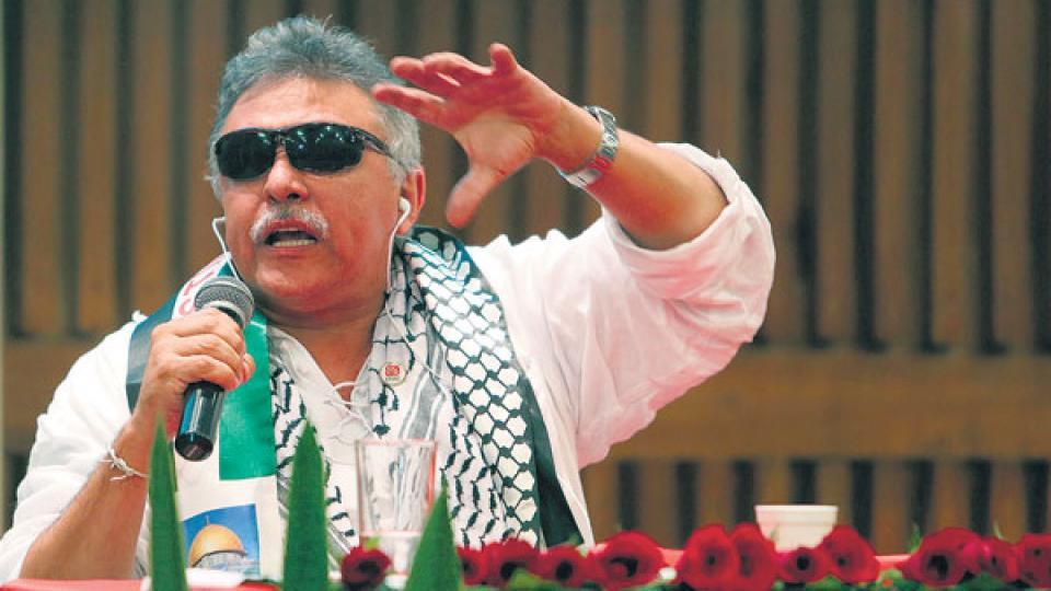El caso Santrich y el proceso de paz de Colombia