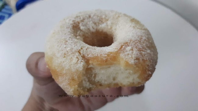 Donut Susu Sedap