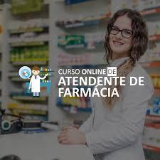 Curso Online de Atendente de Farmácia 3.0 - COM CERTIFICAÇÃO