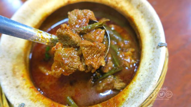 Tempat makan Shah Alam - Port Bujang Junction @ 11