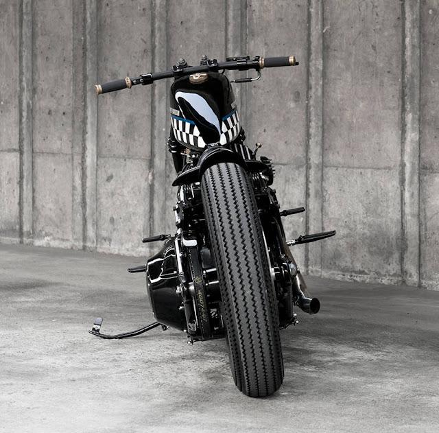 Harley Davidson By Tuey Hell Kustom