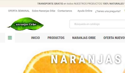 Naranjas Orbe