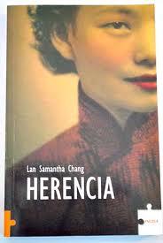 Herencia – Samantha Chang Lan