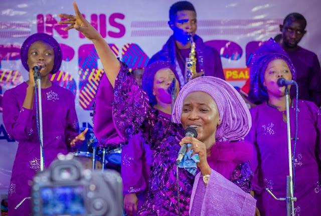Jumoke Adeyanju: Changing Nigeria's Gospel Music Narratives from Blow to Grow.