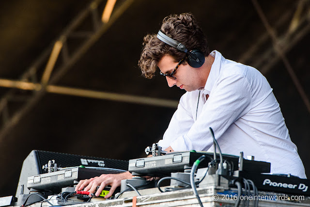 Jamie xx at Bestival Toronto 2016 Day 1 at Woodbine Park in Toronto June 11, 2016 Photos by John at One In Ten Words oneintenwords.com toronto indie alternative live music blog concert photography pictures