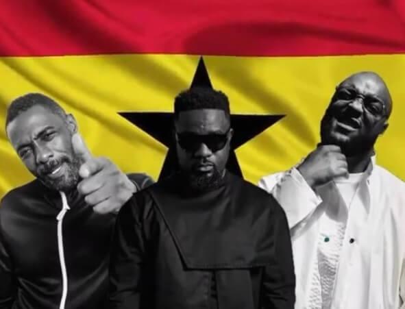 Sarkodie, Donae'O & Idris Elba – Party & Bulls#!t
