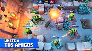 Descargar Tanks A Lot! MOD APK con Munición Infinita para Android Gratis 3