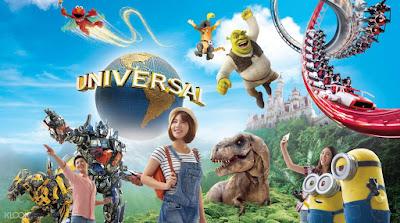 Universal Studio - Trips Wheel